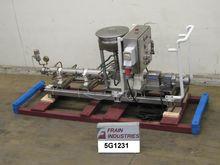 Moyno Pump Positive 6FHJ3SB FEC