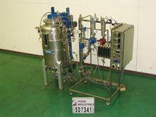 WB Moore Tank Fermentor 125 GAL