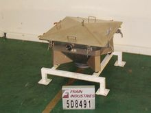 Control and Metering Feeder CF-