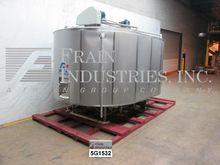 Damrow Tank Processors 50000LBS