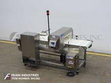Loma Metal Detector Conveyor ME