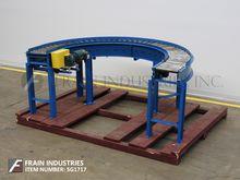 """Garvey Conveyor Roller 12""""W X 1"""