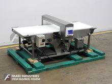 Mettler Metal Detector Conveyor