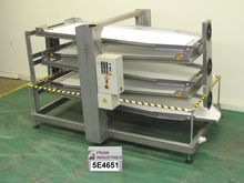Cooler Tunnel COOLING CONVEYOR