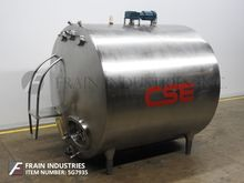 Chicago Stainless Equipment Tan