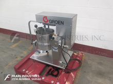 Groen Kettle Single Motion TDC/