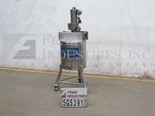 Walker Tank Jacketed MIX 5G5391