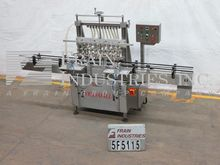 Used Capmatic Filler