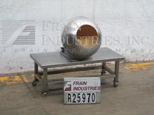 "Pans, Revolving Polishing 24"" D"