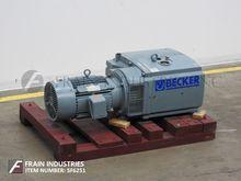 Becker Pump Vacuum U 4.400 SA/K