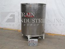 Tank SS Single Wall 800 GAL, S/