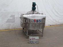 APV Crepaco Tanks Tank Processo