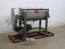 Mixer Powder Paddle S.S. 40 FT³