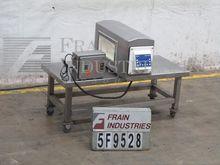 Safeline Metal Detector Head On