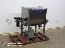 Pasco Mixer Paste Horizontal 35
