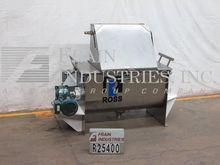 Ross Mixer Powder Ribbon S. S.