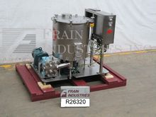 Oakes Mixer Paste Vertical 30SM