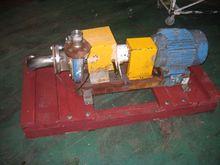 Carver Pump Centrifugal 6255 5E