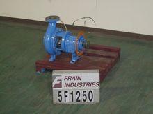 Goulds Pump Centrifugal 3196 MT