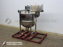 Lee Kettle Double Motion 350GAL