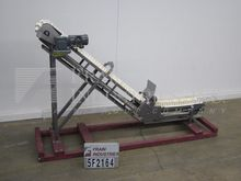 FMC Feeder Incline/Cleated BELT