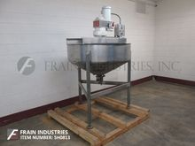 Kettle Single Motion 120 GAL 5H