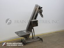 E Pak Feeder Incline/Cleated CA
