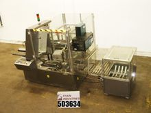 MAB Case Packer Erector/sealer