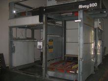 Alvey Palletizer Full case 800