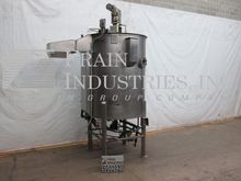Used Tank SS Single