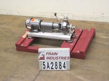 Used Durco Pump Cent