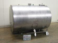 Berco Tank LLC Tank SS Single W