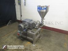 Gaulin Homogenizer 2 Stage 15MR