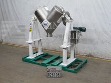Patterson Mixer Powder Twin She