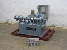 Used Bonnot Extruder