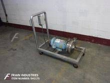 Used Pump Centrifuga