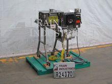 Mixer Powder Ribbon S. S. 1.5 C