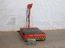 Material Handling Pallet Lift P