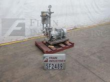 Nash Pump Vacuum L300 5F2489