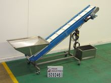 Feeder Incline/Cleated 5D9246