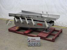 FMC Food Tech Conveyor Vibrator