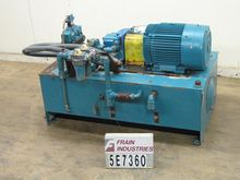 Pump Hydraulic 100 HP 5E7360