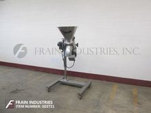 Glatt Granulator TR16002 5D2721