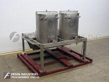 Tank Processors (2) 200 GAL 5G8