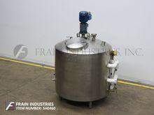 Walker Tank Processors 5H0460