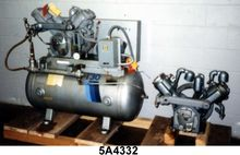 Ingersoll Compressor, Air Recip