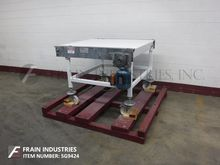 Hosokawa Bepex Conveyor Belt FA