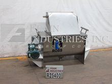Ross Mixer Powder Ribbon S. S.