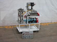 Mixer Powder Ribbon S. S. BLEND