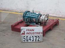 Waukesha Pump Centrifugal 2085